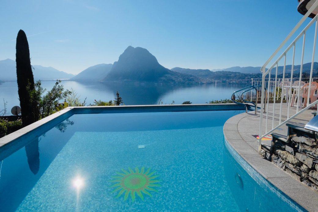Vista esterna – piscina 3