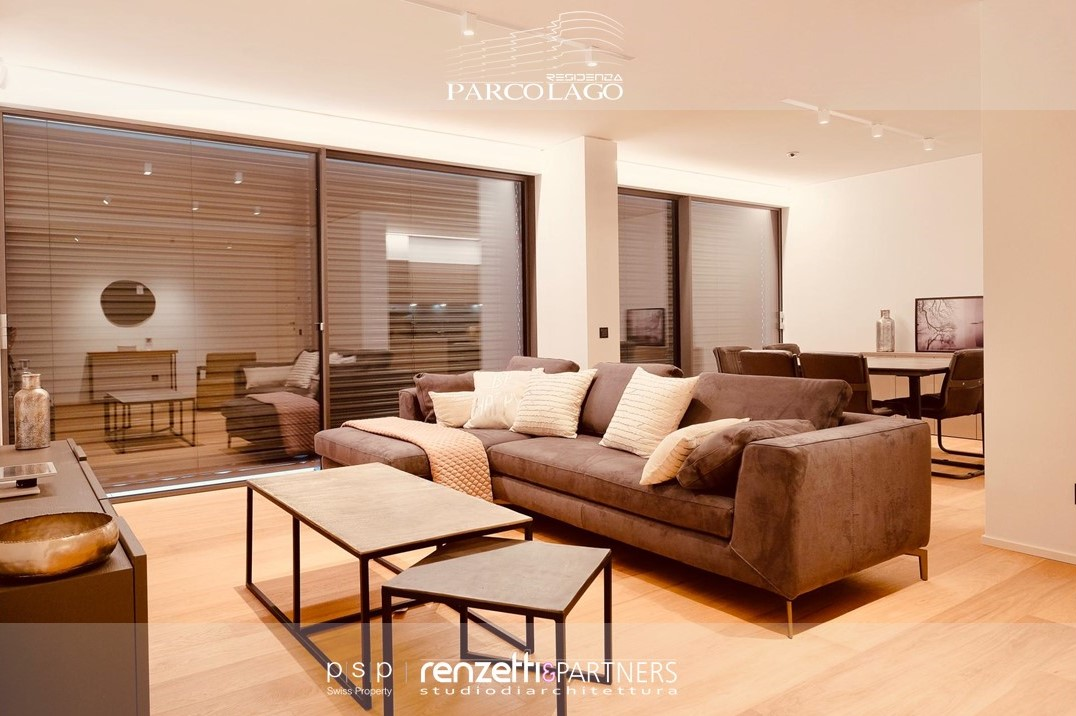 Contemporary Style In An Ideal Location We Offer Bright Apartments With Innovative Design Case Immobiliare