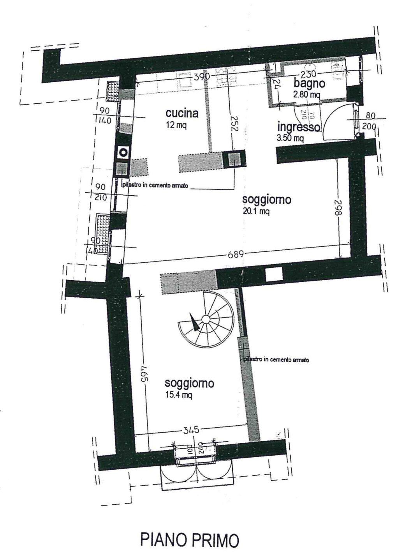 Planimetria 1piano