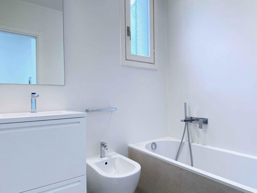 bagno vasca